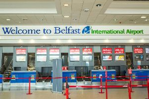A host of jobs are currently on offer at Belfast International Airport