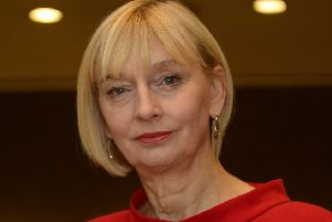 Judith Thompson pledged to attend the Stormont event next year