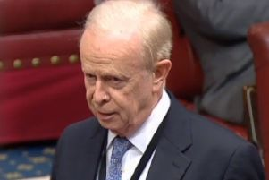 Lord Empey secured widespread support across the House of Lords for his amendment, but then did not put it to a vote after a government concession
