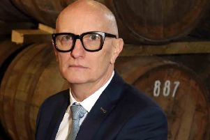 Hospitality Ulster CEO Colin Neill