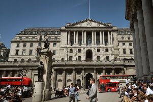 The Bank is widely expected to hold rates until greater clarity emerges