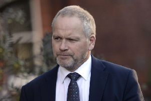 Anti-sectarianism campaigner and former Irish rugby international Trevor Ringland. Photo: Colm Lenaghan/Pacemaker Press