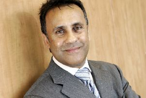Suneil Sharma is a businessman and former Policing Board member