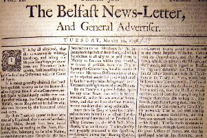The Belfast News Letter of March 20 1738 (which is March 31 1739 in the modern calendar)