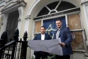 Belfast city centre proposals unveiled for £4.5m redevelopment of listed building