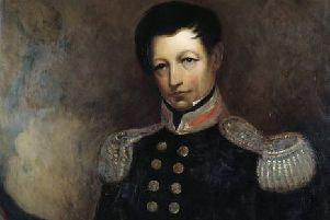 Portrait of Captain William Hobson