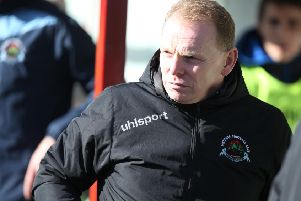 Institute's interim assistant manager Kevin Doherty.