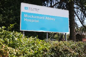 Muckamore Abbey Hospital in Antrim. ''Picture by Jonathan Porter/PressEye