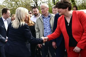 Though far from certain, it is possible that Arlene Foster could return as First Minister before the end of the year
