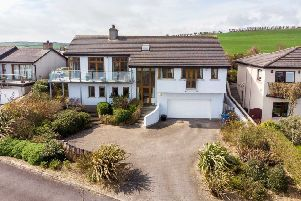 Property in a majestic setting at Strangford Lough
