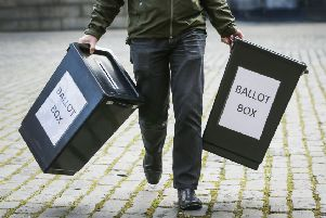 Voters will today be electing 462 councillors, choosing from a selection of 819 candidates