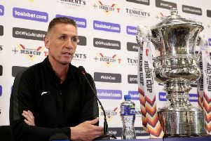 Crusaders boss Stephen Baxter