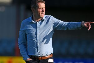 Dundalk head coach, Vinny Perth talked about the late Lyra McKee, the legendary Jim McLaughlin and Derry City manager Declan Devine in his programme notes on Friday night.