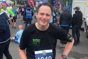 PR consultant Brendan Mulgrew believes the Belfast marathon was so good on the Sunday there is no chance of it reverting to a Monday race
