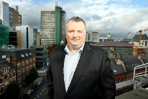 BBC Northern Ireland and BBC Radio 5 Live broadcaster and television presenter, Stephen Nolan.