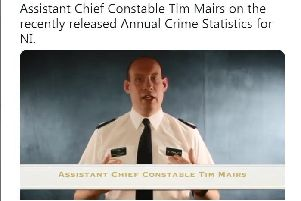 Screengrab from ACC Mairs' statement posted on Twitter