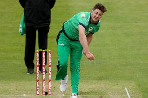 Mark Adair's early season form for Ireland has been a big talking point