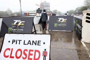 Inclement weather at the 2019 Isle of Man TT has been unprecedented in recent times.