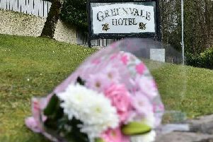 Sadness in Cookstown that Greenvale Hotel could be demolished following St Patrick's night tragedy.