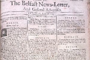 Reported On This Day 280 Years Ago (July 7 1739): Downpatrick win for earl of Antrim's horse