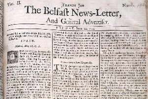 The News Letter of June 29 1739 (July 10 in the modern calendar)