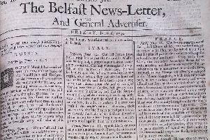 The July 6 1739 News Letter (July 17 in the modern calendar)