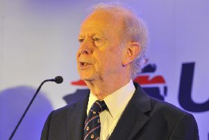 Sir Reg Empey has concerns at the speed with which the legislation is being pushed through Parliament