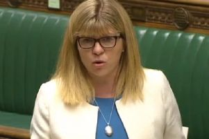 Conservative MP for Lewes Maria Caulfield