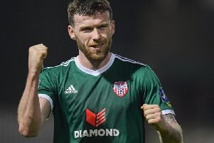 Former Derry City defender Patrick McClean is set for a move to the Oval.