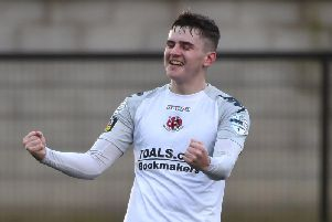Striker Ronan Hale has signed a 18 month deal with St Patrick's Athletic.