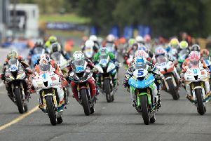 The Ulster Grand Prix is the last of the 'big three' major international road races of the season.