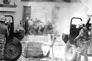 Trevor Ringland writes: 'Without in any way wanting to take away from the terrible wrong that was Bloody Sunday, 78 people were killed in that three month period prior to it'