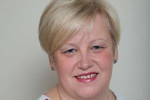 NI Hospice   chief executive Heather Weir, who has said it was extremely disappointing that no financial support will be extended to Northern Ireland and to the 4,000 people who need their services each year