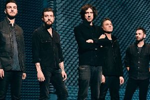 Snow Patrol will play at Belfast's Waterfron Hall in November