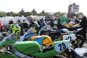 A condition update on two Manx Grand Prix riders injured in separate crashes was issued on Friday evening by the event organisers.