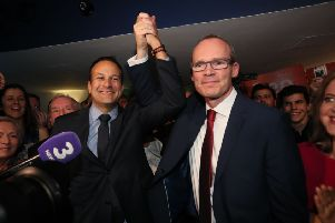 British ministers never contradict Leo Varadkar or Simon Coveney, who often criticise the UK