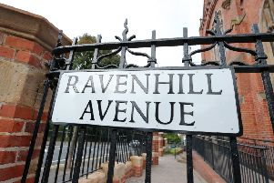 General view of Ravenhill Avenue in east Belfast where a car window was smashed in the early hours of Sunday morning and is being treated as a hate crime. ''Picture by Jonathan Porter/PressEye