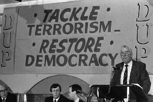 Ian Paisley helped finance terrorism, according to a retired Army colonel