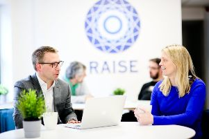 Amplifi Solutions, has announced a major new partnership with Belfast 'start-up accelerator' Raise Ventures