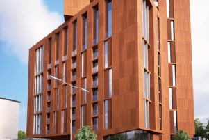 High quality apartment accommodation on Scrabo Street, south of the Lagan Bridge