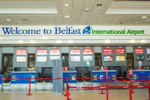 Belfast International Airport was criticised during the survey.