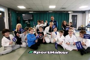 Inspire NI, a youth club and sports group for young people with special needs