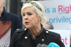 Bernie Smyth said the guidelines mean babies with disabilities will die