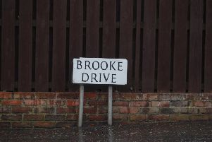 Brooke Drive where the shooting took place