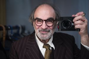 Undated handout of David Suchet. See PA Feature BOOK Suchet. Picture credit should read: David Suchet/PA. WARNING: This picture must only be used to accompany PA Feature BOOK Suchet.
