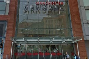 Arndale Centre. Pic by Google.