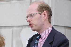 Dr Esmond Birnie is troubled by the lack of information on public private borrowing and NI's sustainablity.