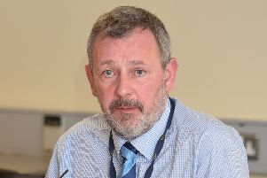 Richard Pengelly was speaking at a Chartered Institute of Public Finance and Accountancy conference at the Stormont Hotel