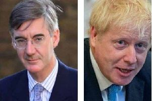 The leading English Tory MPs and Brexiteers, Jacob Rees Mogg, who is now leader of the House of Commons, and Boris Johnson, who is now prime minister. They have both expressed strong support for the Union, but back a Brexit deal which creates a border in the Irish Sea
