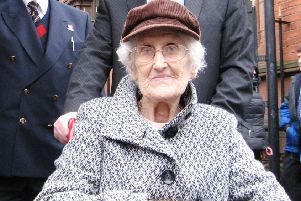 Jean Lemmon, whose husband was murdered in the Kingsmills Massacre, has passed away peacefully at home in Bessbrook.